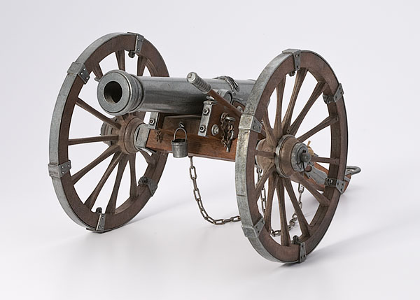 Mary Ludwig Hayes' Cannon and Ramrod