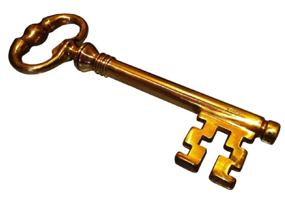 George Vanderbilt's Keys to the Biltmore Estate