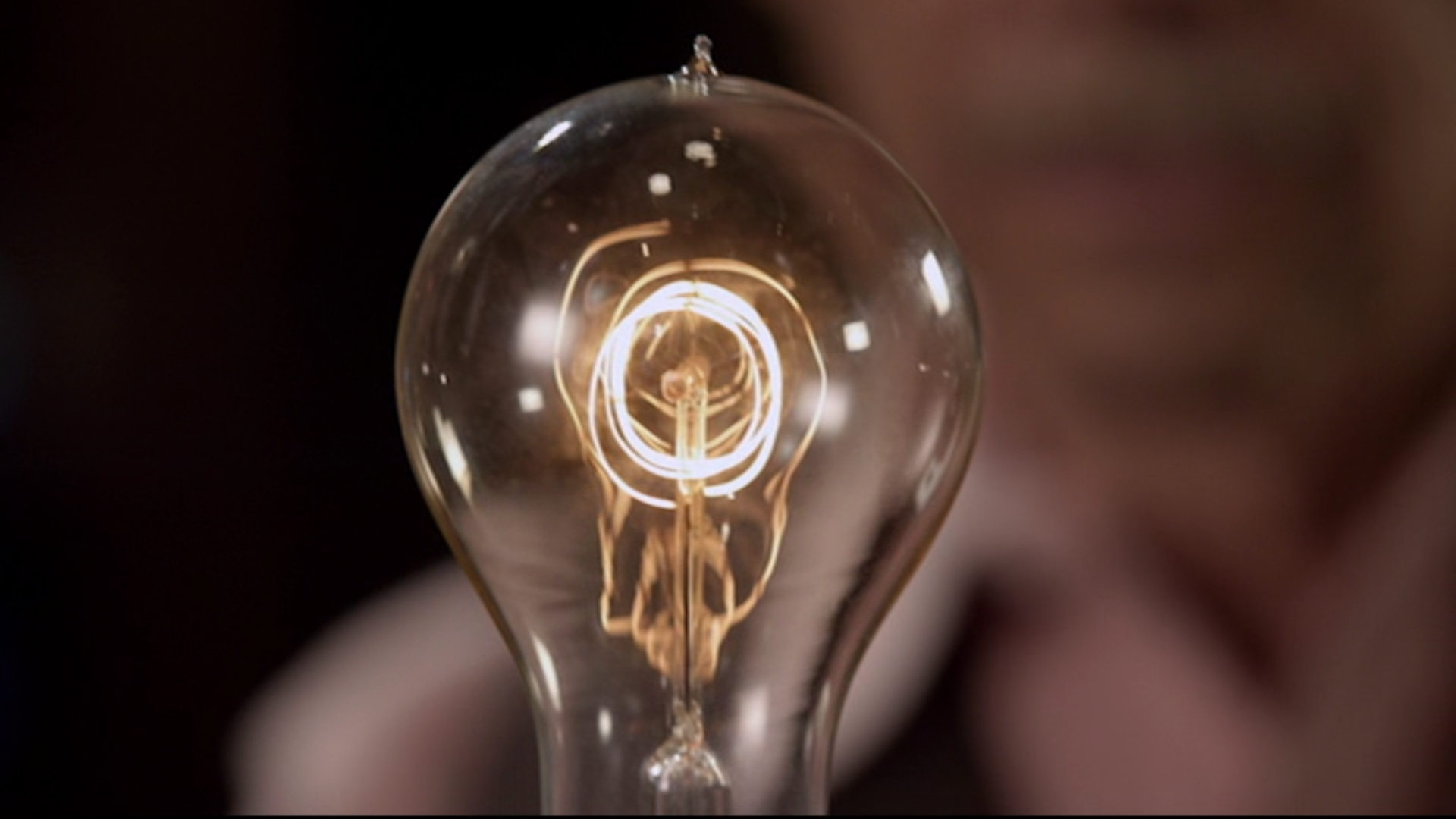 Harry Blackstone, Sr.'s Light Bulb