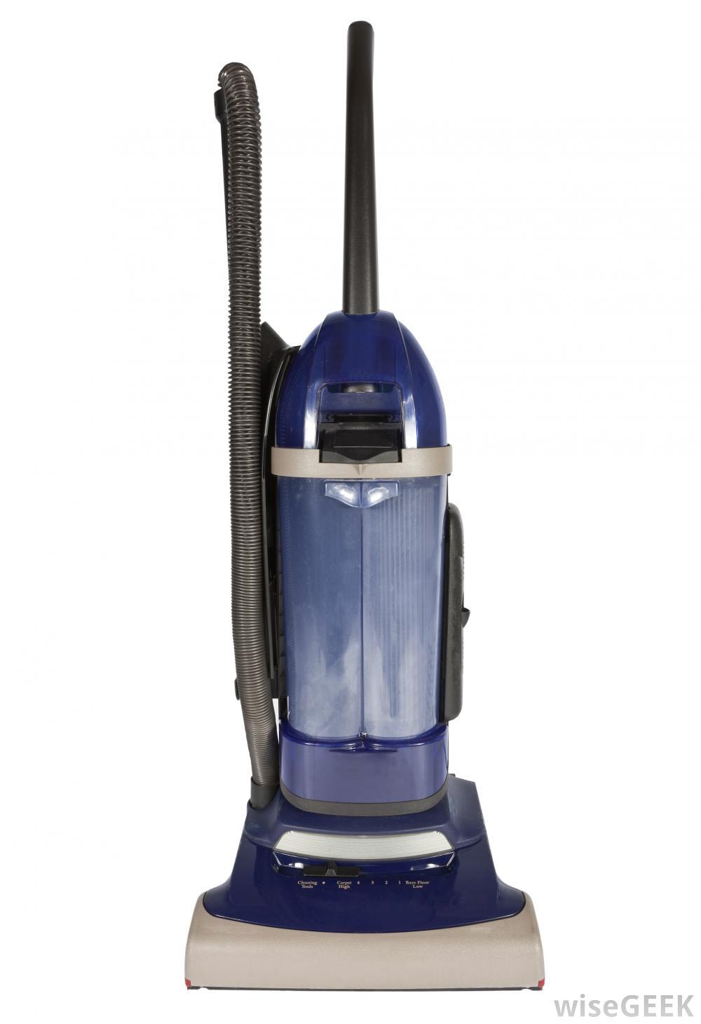 Dog-Scaring Vacuum Cleaner