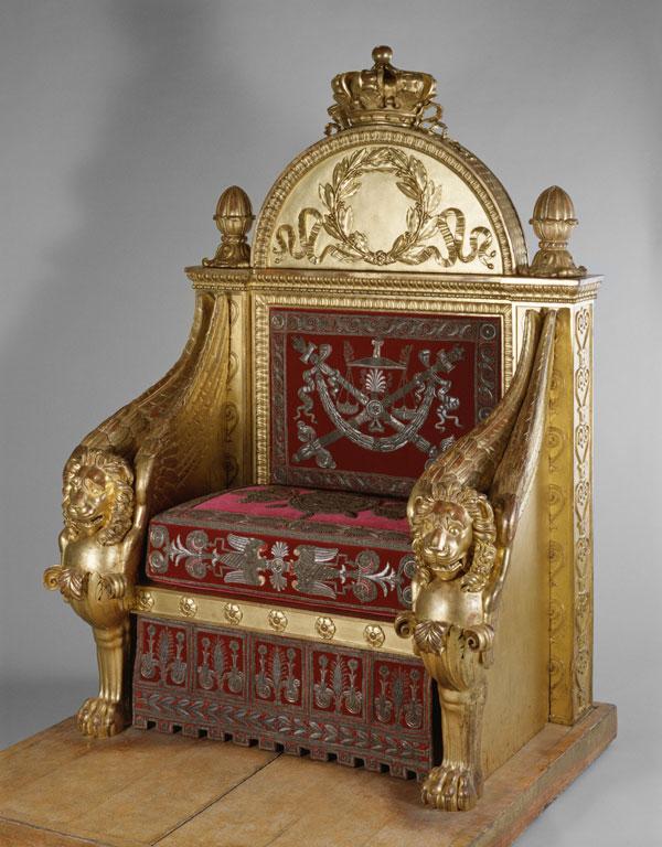 Fredrick II of Sicily's Chair
