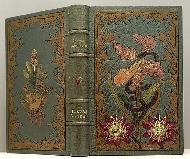 "Charles Baudelaire's Second Volume of ""Les Fleurs du mal"""