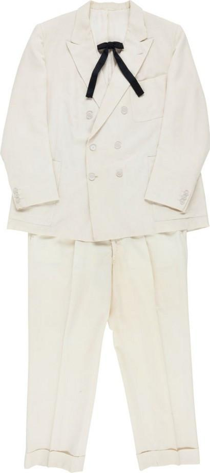 Colonel Sanders' Suit