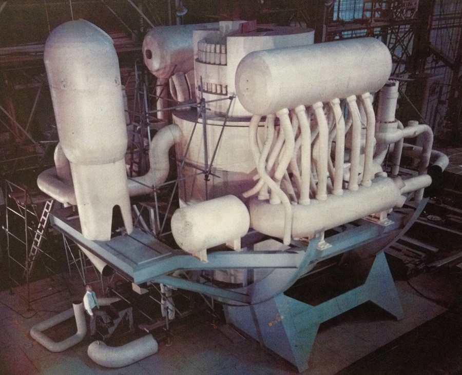 Hyman G. Rickover's Pressurized Water Reactor