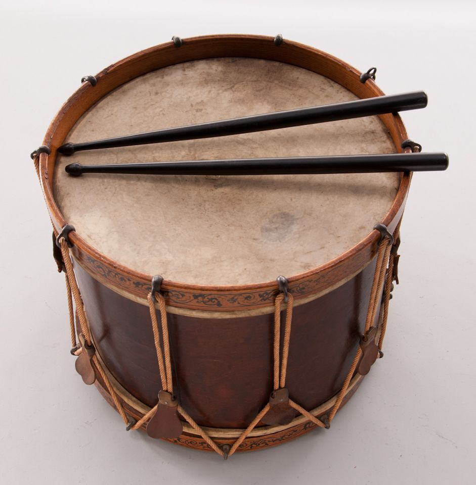 Civil War Snare Drums