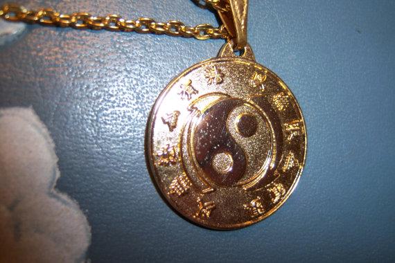 Chi Medallion