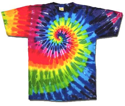 Woodstock Tie Dye Shirts