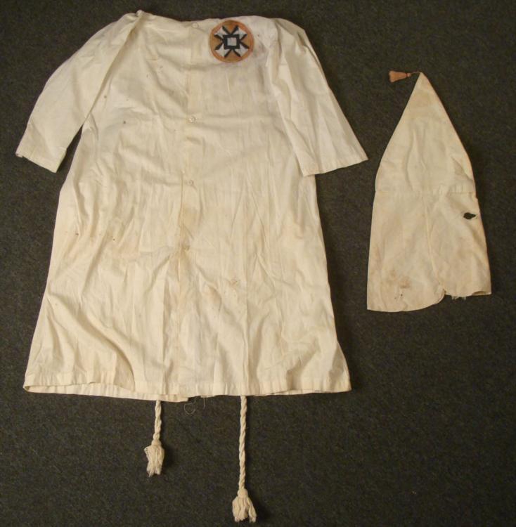 William J. Simmons' Klan Cloak