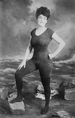Annette Kellerman's Bathing Suit