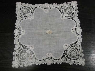 Agnes Randolph's Handkerchief