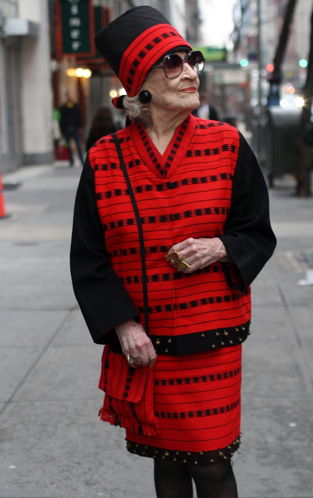 Zelda Kaplan's Nightclub Outfit