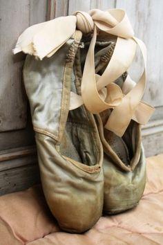Martha Graham's Ballet Shoes
