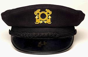 Alan Hale Jr.'s Skipper Hat