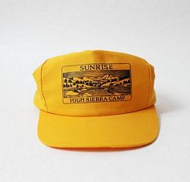 Sunrise High Sierra Camp Hat