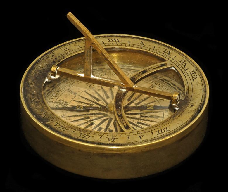 Marco Polo's Compass
