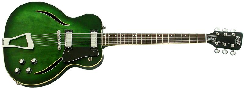 David Z's Guitar