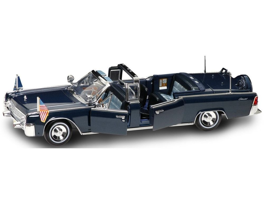 John F. Kennedy's Presidental Limousine