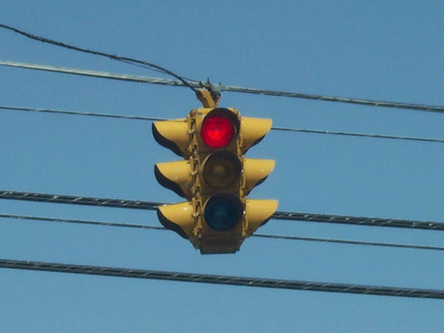 Banishing Traffic Light