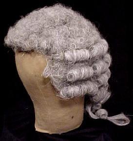 Barthelemy de Chasseneuz's Wig
