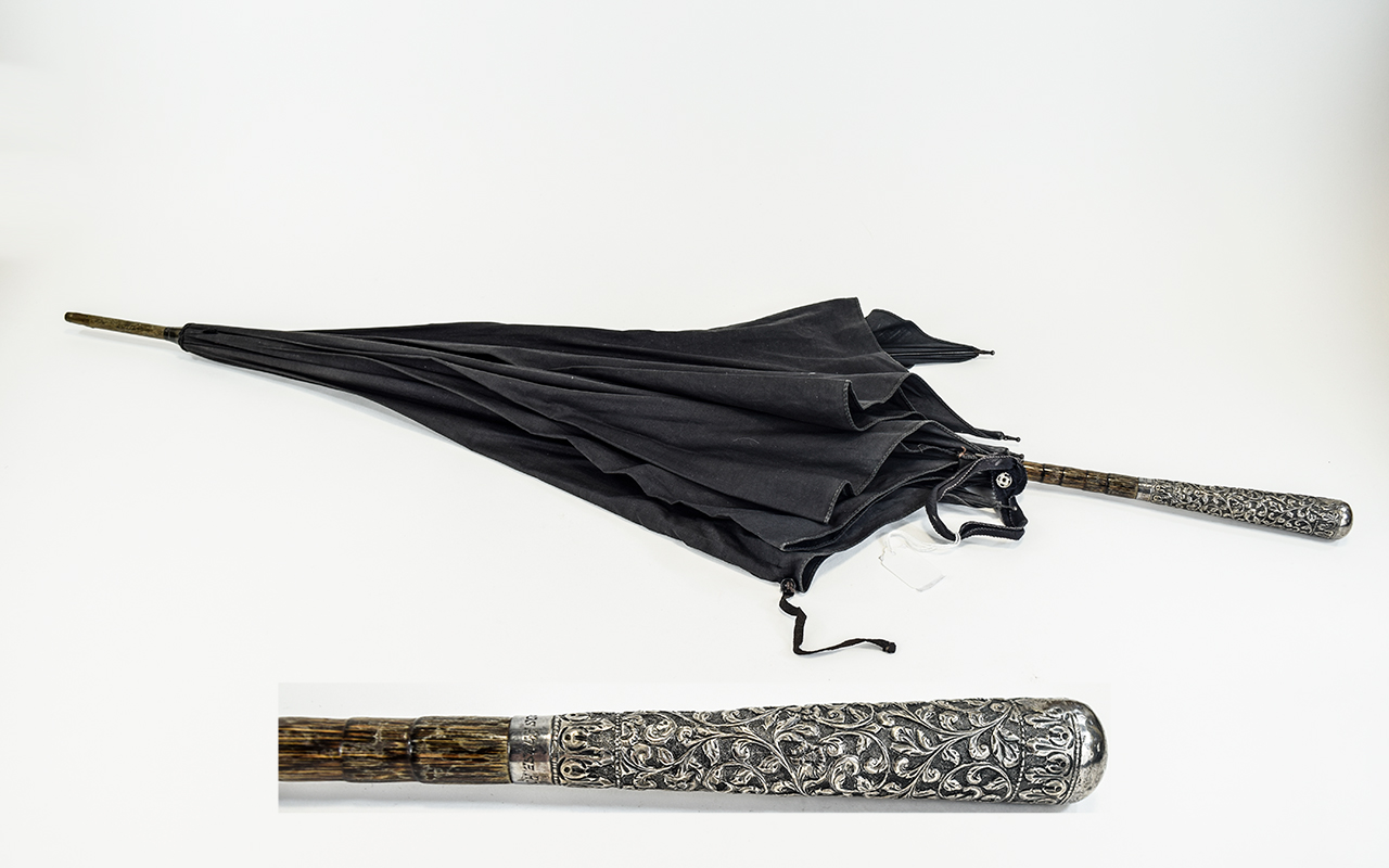 Erik Satie's Umbrella