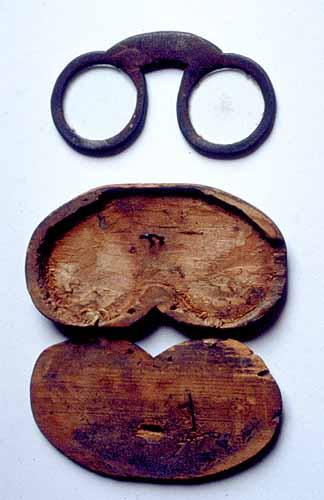 Emanuel Swedenborg's Scissor-Glasses