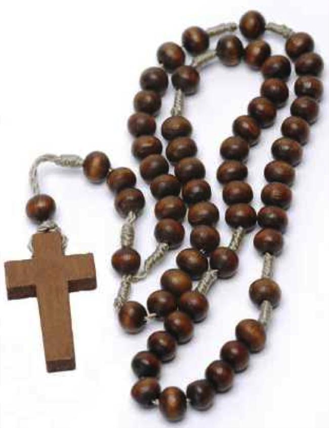 Charles Dodgson's Rosary