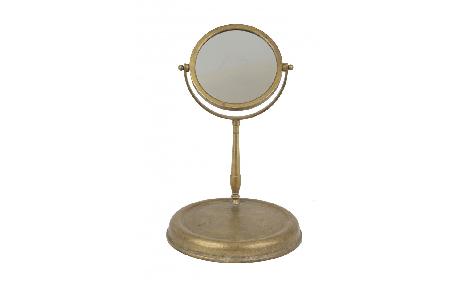 Alphonse Bertillon's Shaving Mirror