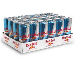 24 Case of Red Bull Energy Drink