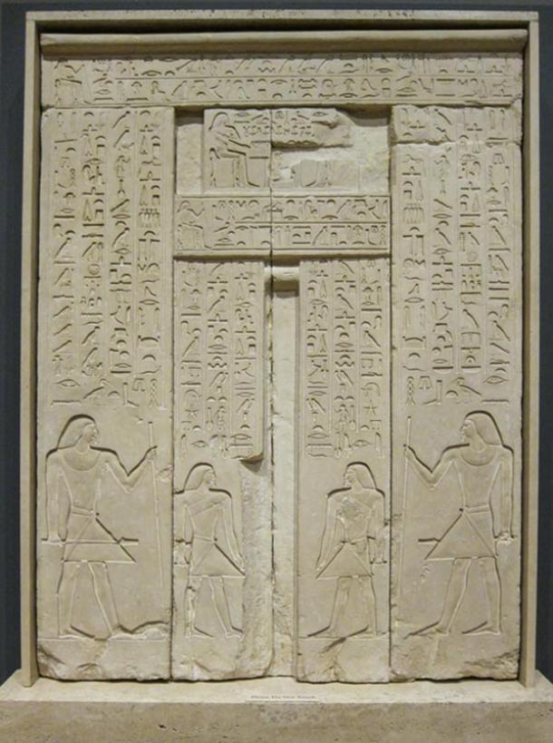 Seneb's False Door
