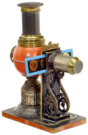 Giovanni Battista Belzoni's Magic Lantern