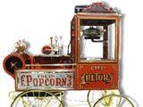 Charles Cretors' Popcorn Cart
