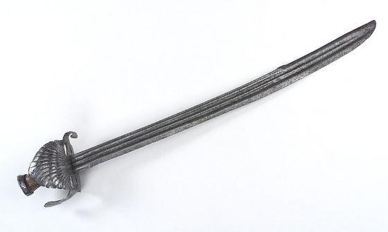 Edward Teach's Sword