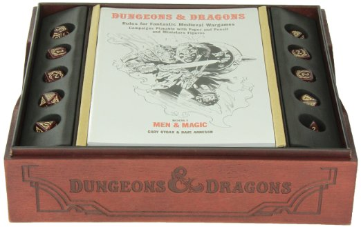 Original D&D Boxed Set