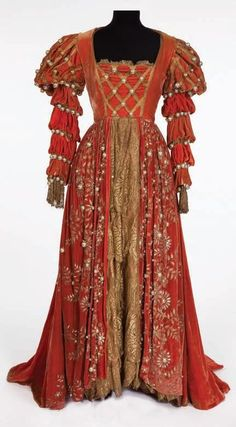 Margaret Hughes' Stage Dress