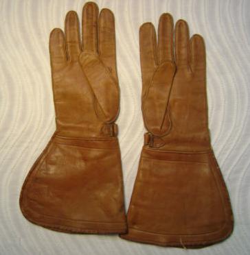 Svante Arrhenius' Gloves