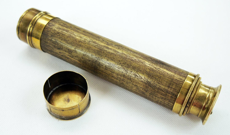 Charles Darwin's Spyglass