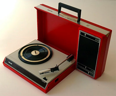 Lou Reed's Record Player