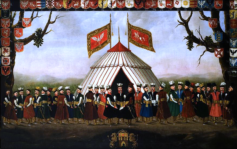 Great Tent of Wola
