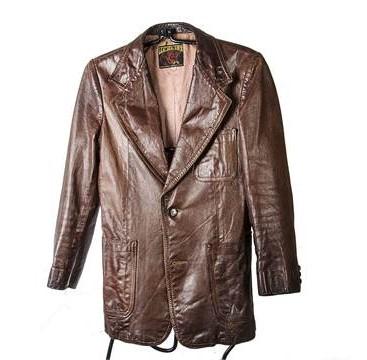 Scot Halpin's Tour Jacket