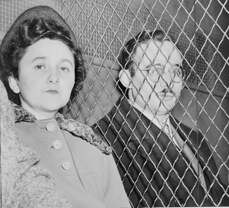 Julius and Ethel Rosenberg's Wedding Rings