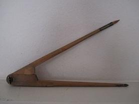 Hermann Weyl's Drafting Compass