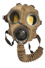 Fritz Haber's Gas Mask