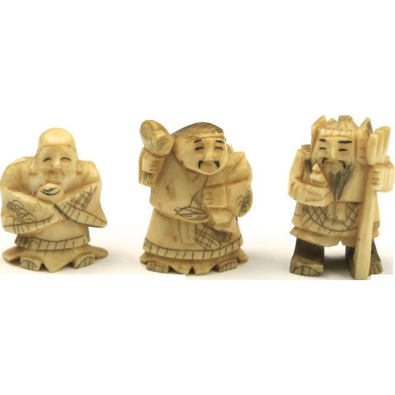 Emperor Gaozong's Ox Bone Figures