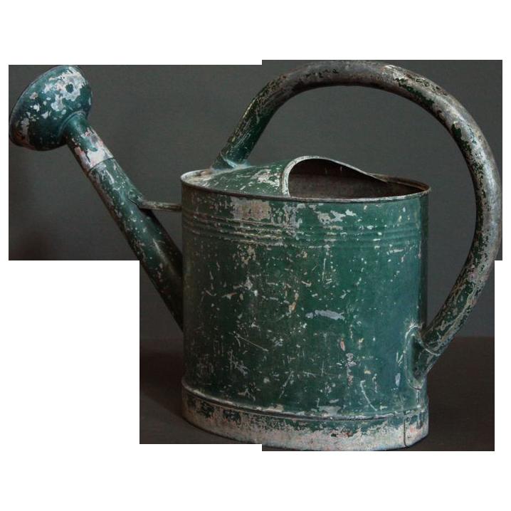 Georgia O'Keeffe's Watering Can