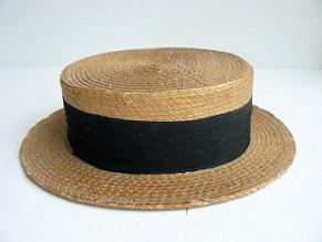 FBI Boater Hat