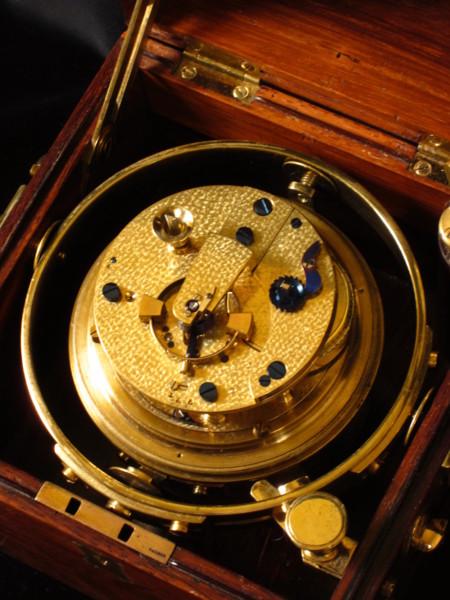 Edward John Dent's Chronometer