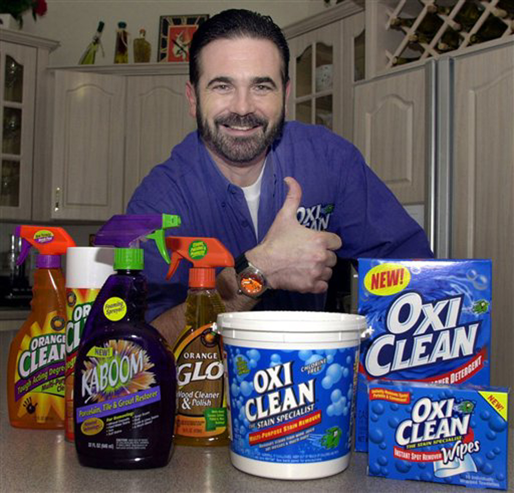 Billy Mays' Placebo Products