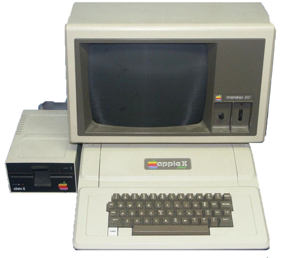 Douglas Smith's Apple II Plus