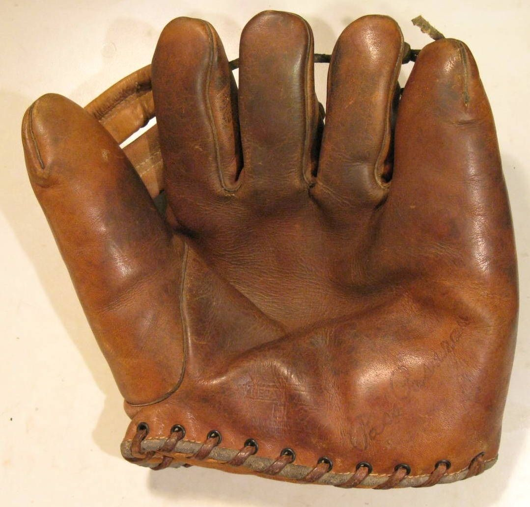 Hugh Casey's Pitcher's Glove