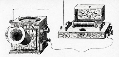 Charles Bourseul's Telephone